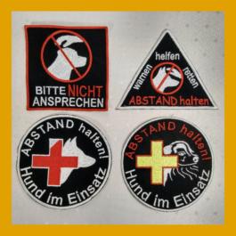 Aufnäher/Patches