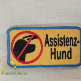Assistent nicht anfassen