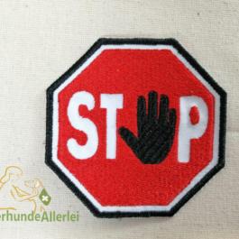 Stopp-Hand