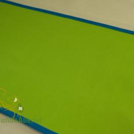 Grün-Hellblau