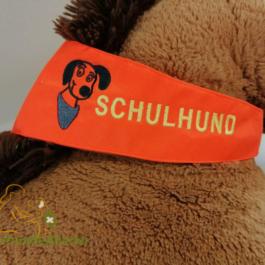 Schulhund-Halstuch