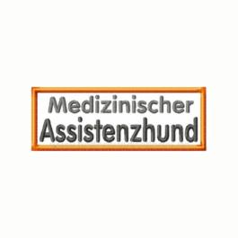 Medizinischer Assistenzhund (kl)