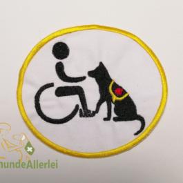 Rollimensch-Hund-Team