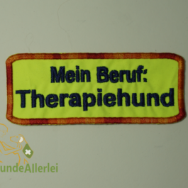 Beruf: Therapiehund