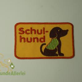 """Schulhund """"netter Hund"""""""