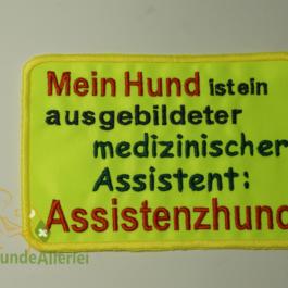 Mein medizinischer Assistent