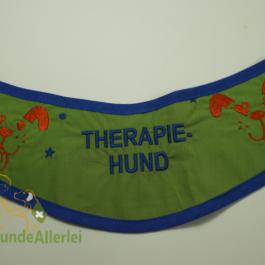 Therapiehund Halstuch